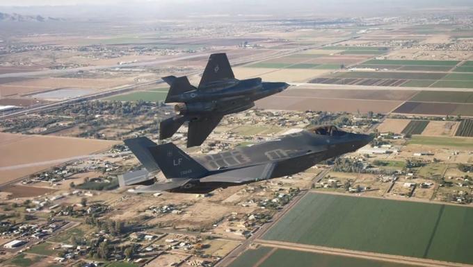 Luke AFB F-35 Mission