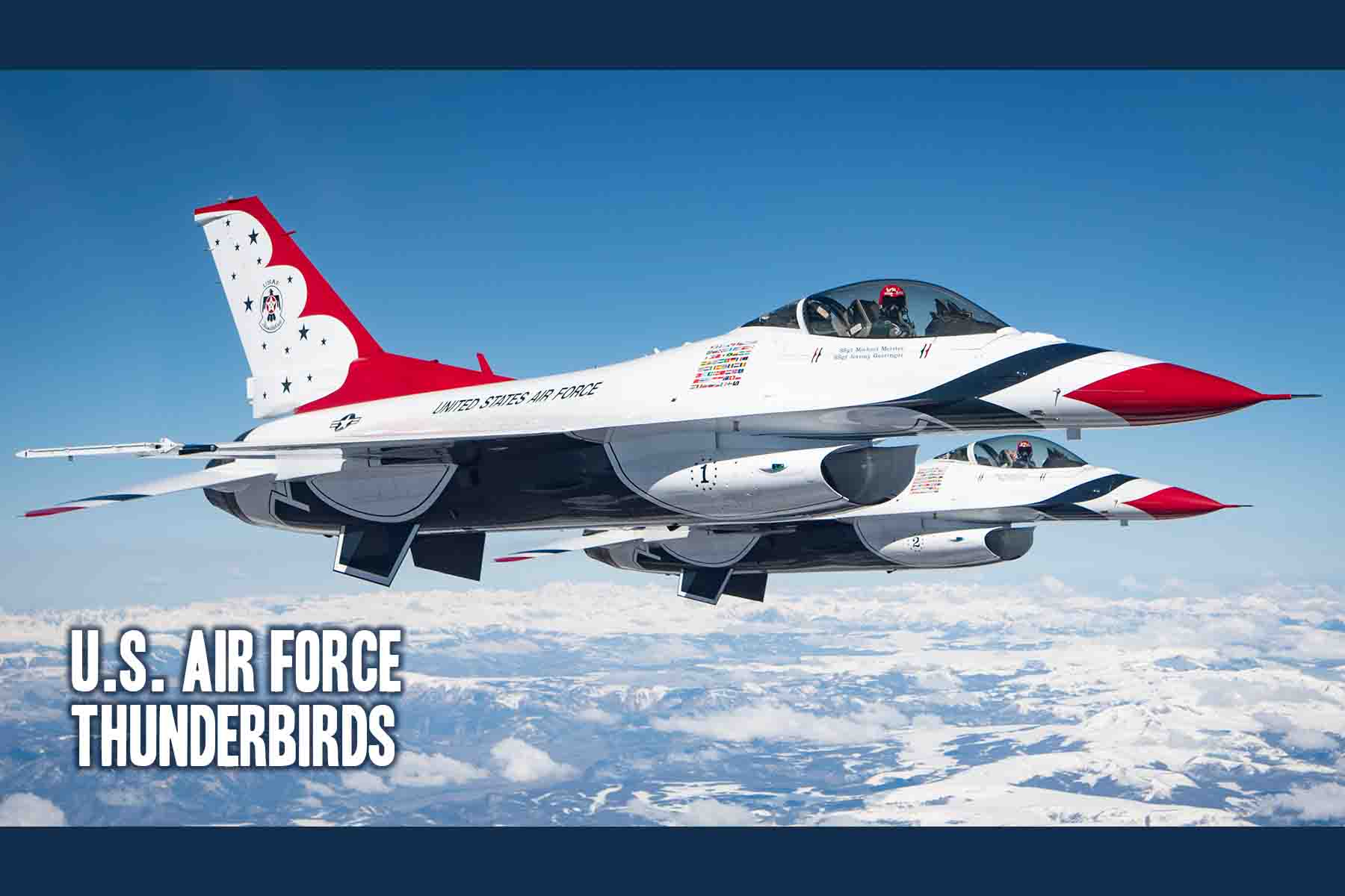 Link to U.S. Air Force Thunderbirds
